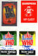 The Who 1996 - 2014 Lot of 4 Laminated Backstage Passes