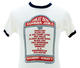 Van Halen 1978 Great Bend Kansas Summer Jam I Original Concert T-Shirt