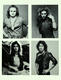 Van Halen 1980 Original Helmut Newton / Norman Seeff Uncut Proof Sheet