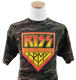 1187: KISS 2009 Atlanta, GA / Dallas, TX Exclusive Concert Event T-shirts