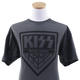 1191: KISS Lot of 3 Official KISS Army Member T-Shirts