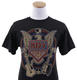 1192: KISS Lot of 4 Official KISS Army T-Shirts