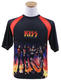 1194: KISS 2010's Lot of 4 Official Merchandise T-Shirts (Large)