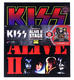 1199: KISS 2015 'ALIVE II' Stage & Action Figures Convention Exclusive Box Set #1