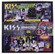 1200: KISS 2016 'Unmasked' Stage & Action Figures Convention Exclusive Box Set #2