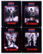 1205: KISS 2016 'ALIVE II' Knucklebonz Rock Iconz Complete Statue Set
