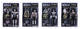 1209: KISS 2013 'Monster' Figures Toy Co. Complete Set of 12-Inch Action Figures