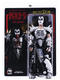 1215: KISS Gene Simmons 2017 'Monster' Figures Toy Co. Deluxe Blood Spitting 'The Demon' Action Figure