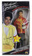 1299: Michael Jackson 1984 Twice Autographed 'American Music Awards' Doll In Box