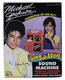 1300: Michael Jackson 1984 Twice Autographed Sing-A-Long Sound Machine In Box