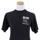 AC/DC 1988 'Blow Up Your Video' Tour Local Crew Concert T-Shirt