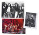 Judas Priest 1978 - 2000s Lot of 3 Collectible Photos