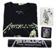Metallica 2018 ...And Justice For All Official Box Set Promotional Items Lot