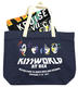 KISS 2017 The KISS Kruise VII Canvas Bag & Beach Blanket