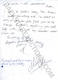 Motorhead Lemmy Kilmister 2004 Handwritten Letter To Vinnie Paul / Dimebag